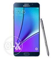 Samsung note 5 for sale only use 1month