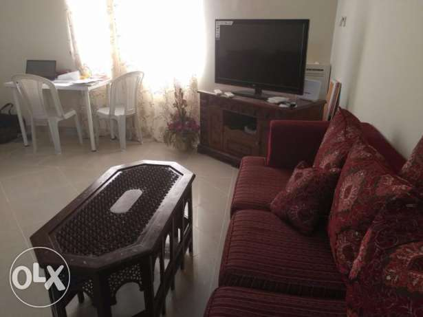 Short time Contract.. Fully Furnished 1BHK for Rent at Old Airport