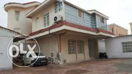 Brand new villa portion available in mammoura.