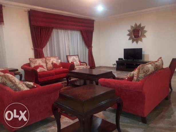 Fully Furnished 2 And 3 Bedrooms Apartment In Old Ghanem