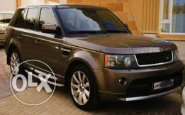 R10ange Rover Sport