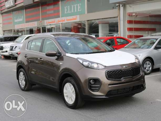 kia sportage 2017 with sunroof