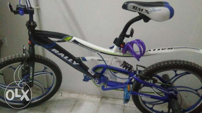 Rally Bmx Cycle