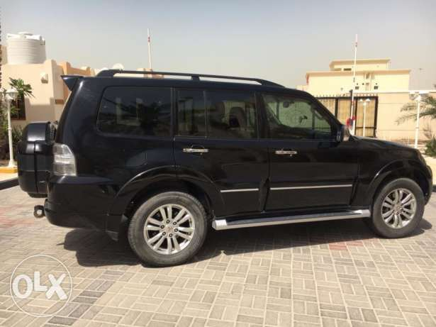 Pajero 3.8 full option gold series