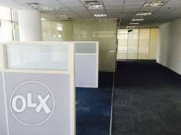 Fully-Furnished!! ,Office Available in {West bay}