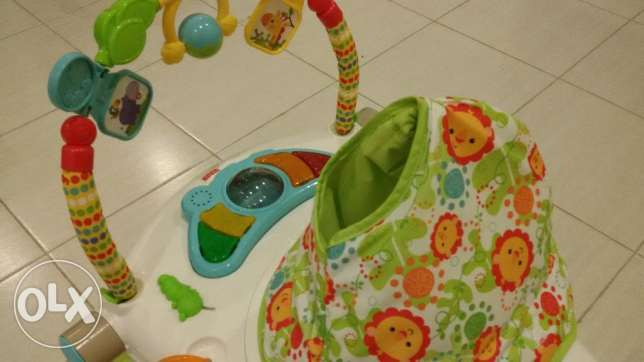 NEW Baby Bouncer Jumper Activity center. Fisher Price