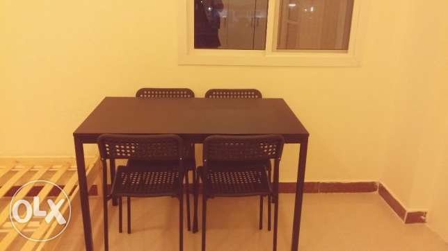 Fully furniture room for rent - Brand new vila and fully new furniture