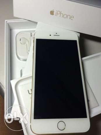 Brand new apple iphone 6 64GB with full accessories