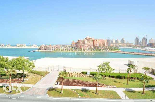 Sea view 3 bed with beach access+ 1 month free rent