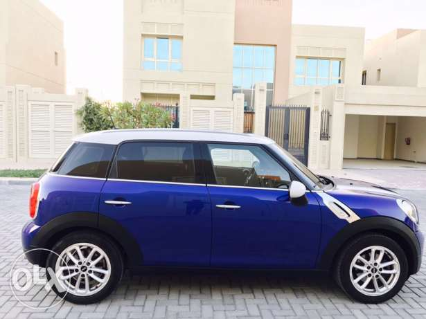 Minicooper-CountyMan for sale