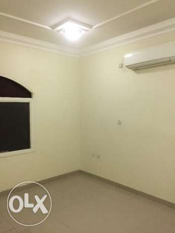 Room for rent back sided far al salam mall abu hamour