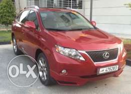 2012 Lexus RX350 3.5 Liter V6 All-wheel-drive SUV
