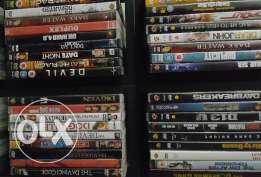 DVD Movies (Various)