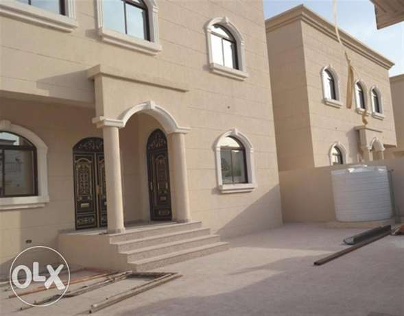 brand new 6bed stand alone villa with out-house in ain khaled