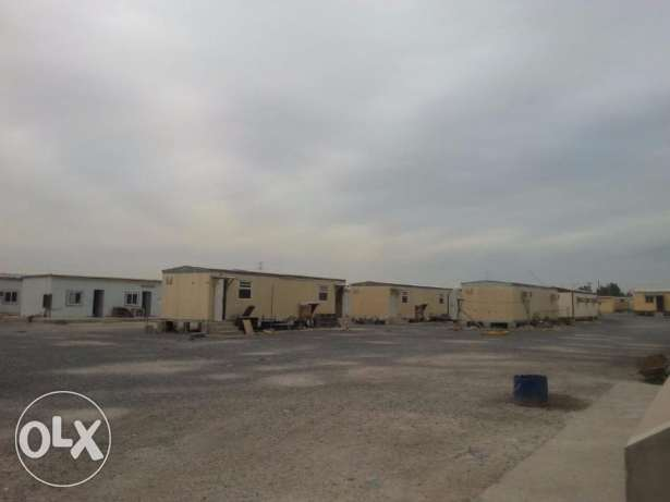 Labor Camp for rent in al kharrara messied Doha Qatar