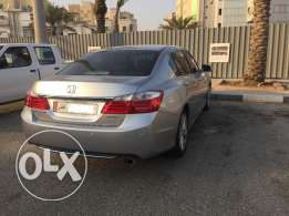 HONDA EX (2.4 L. Engine) 2014 Model, Millage: 38,500 km