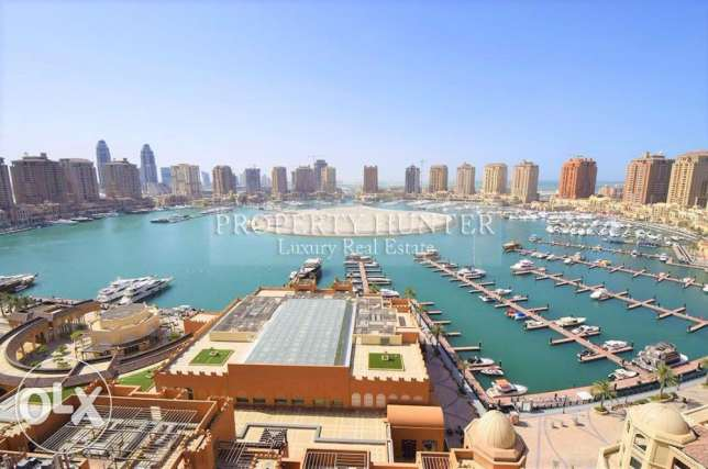 2 Bedroom with Relaxing Marina View