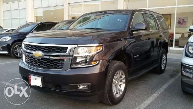 Brand New Chevrolet Tahoe -LS 4X4 5.3 L Model 2016 الدوحة الجديدة -  2