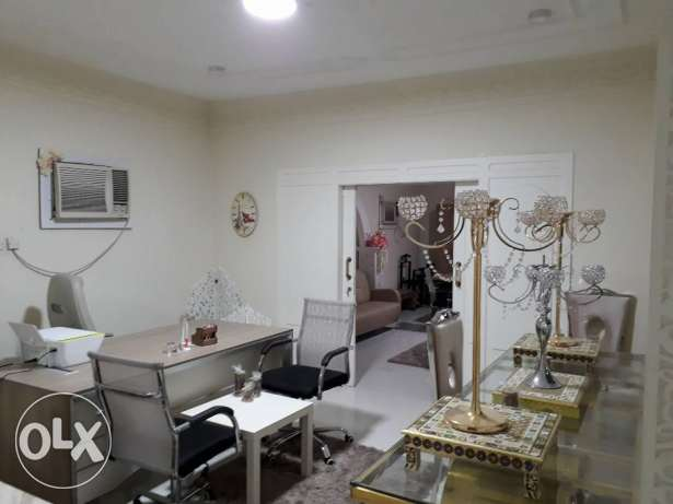 Service villa for rent at Duhail