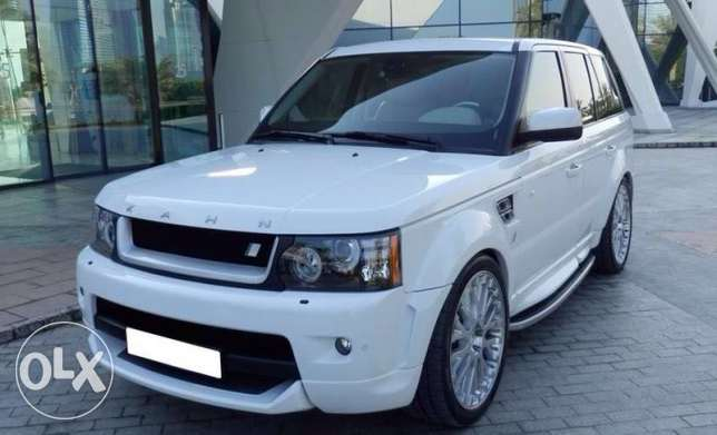 Range Rover Sport Project Kahn Limited Edition