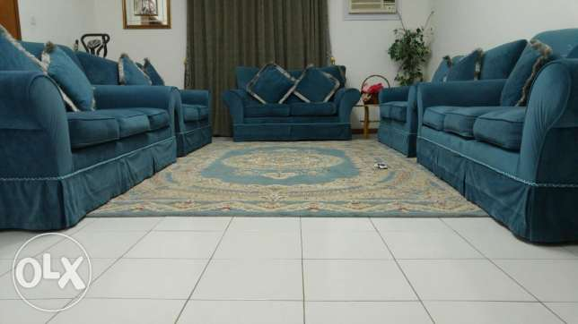 5 pcs Sofa set