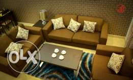 luxury 2-bedroom fully furnished flats for rent in OLD AIRPORT