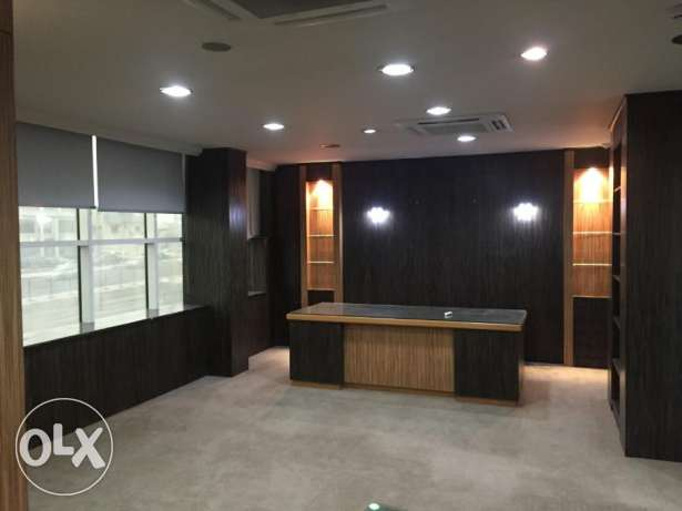 OFFICE SPACE, Prime Location In Rawdat al Khail Street 220 SQM