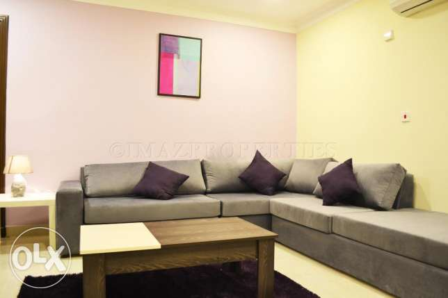 1BR-Unfurnished Apartment for Rent الوكرة -  1