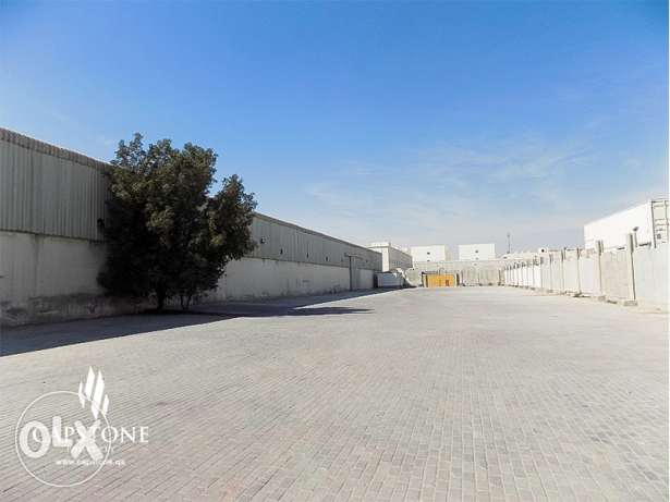 Large Warehouse with Civil Defense Approval