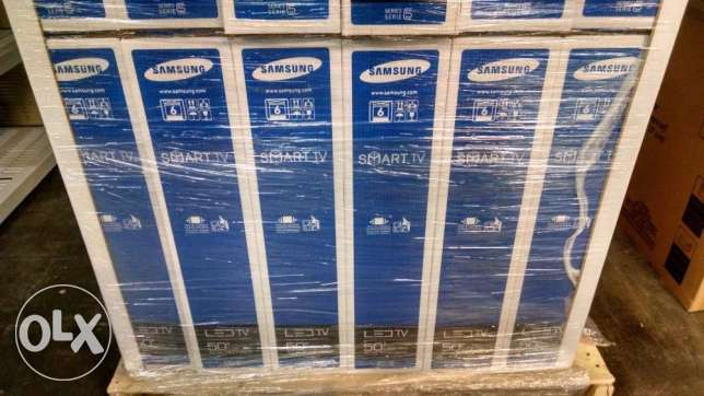 Samsung Led Smart Tv 50 inch عين خالد -  2