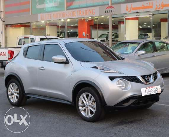 Used Juke 2016 - Like NEW