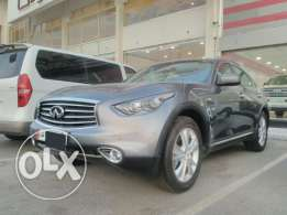 Brand NEW INFINITY - QX 70 EXCELLENCE T1 - 3.7 - 2016