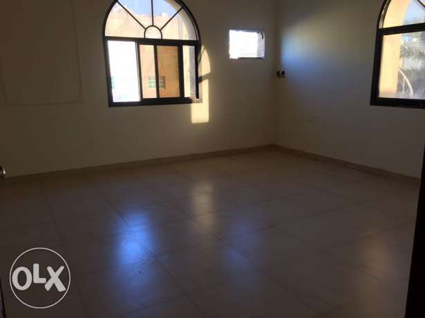 spacious 1bk available in al luqta