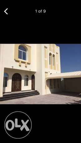 in alwukair ,, brand new villa for one family الوكرة -  1