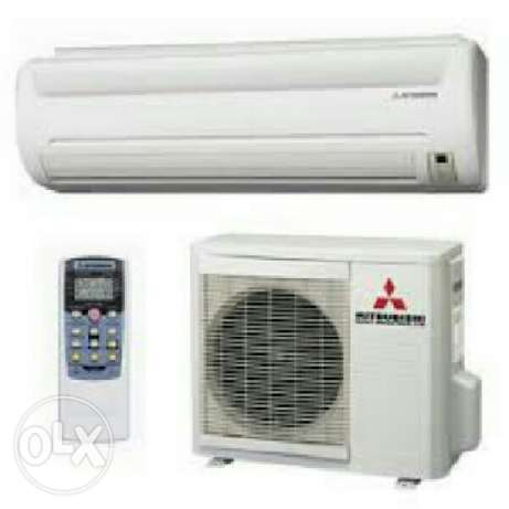 Window And Split Ac For Sale Good Condition