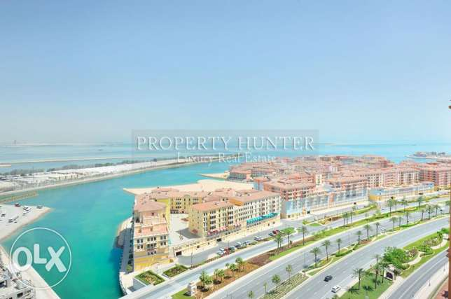 Picture Perfect Sea & Marina view in 3+Maid Home