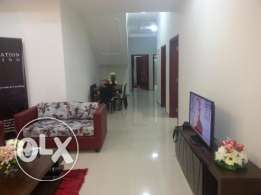 FF. flat in al-khessa 3BHK inculding all bills near IKIA