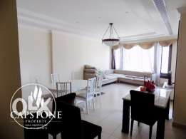 2BR, Furnished Apartment in Porto Arabia, The Pearl