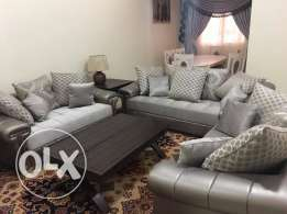 fully furnished 2 bhk flat in al NASSR included water LUXURY APARTMENT