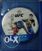 UFC PS4 for sale or swap