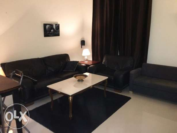 Fully Furnished Spacious 1 BHK - No Commission - W & E included