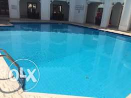 4 Rent Luxury Service Apartment 2 Bhk Bin Omran :Qr.11500/-
