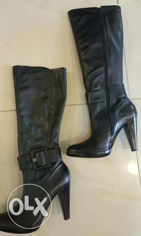 Real leather women boots, brand new!