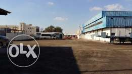 Garage & 15 Rooms with 4000 land area for rent