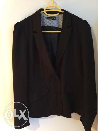 Stradivarius Black Jacket
