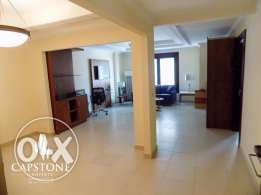 FREE ONE MONTH, 1BR Apt in Porto Arabia, CALL NOW!