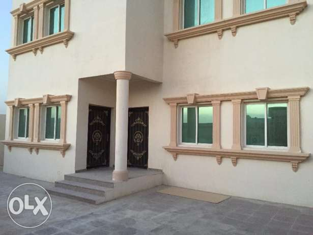 1 BHK & in al wukair for family (no commission)