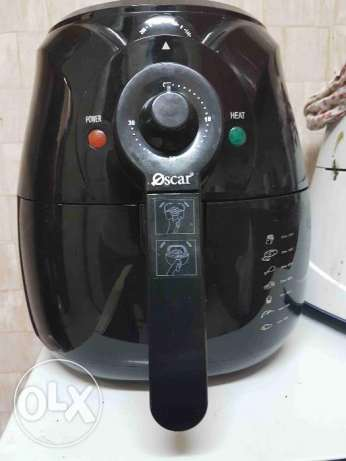 Air fryer ( oscar)