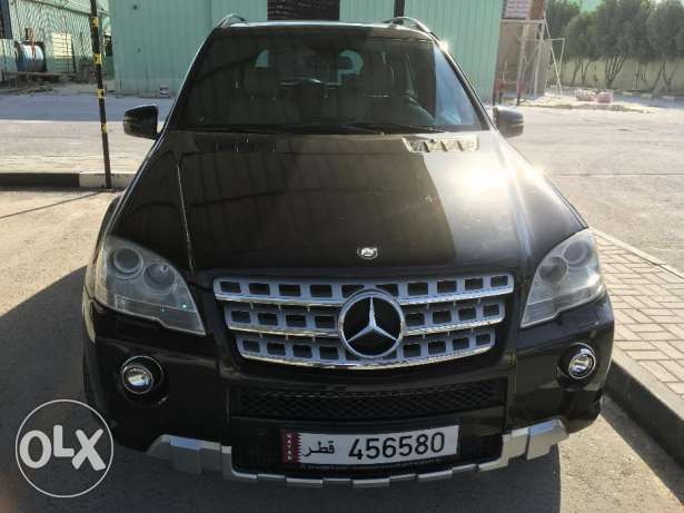 Mercedes ML 350 in excellent condition