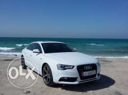 Audi A5 3.0 Supercharged (2013)